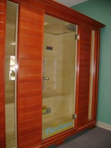 Dry Infrared Sauna Therapy